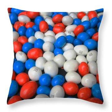 Allsorts Throw Pillows