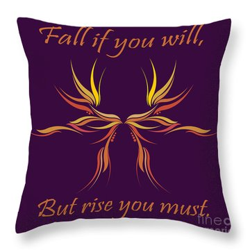 107- James Joyce  Throw Pillow