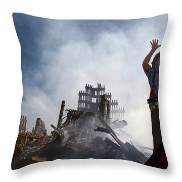 2001 Throw Pillows