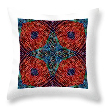 #11 Throw Pillow