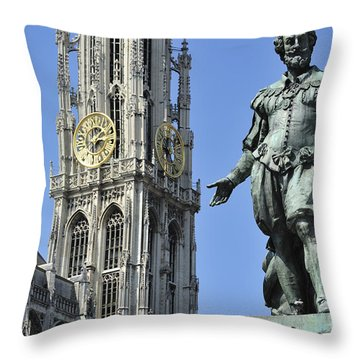 110801p238 Throw Pillow