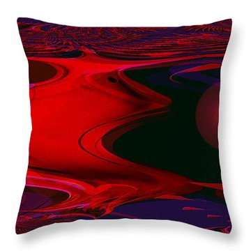 1137 - Parallel Universe Throw Pillow
