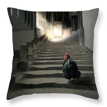 12. Lord Orp Throw Pillow