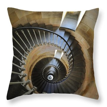 Throw Pillow featuring the photograph 120920p001 by Arterra Picture Library