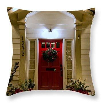 1232 Throw Pillow