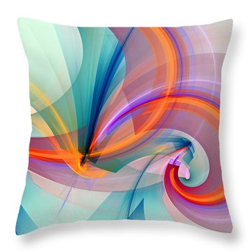 1260 Throw Pillow