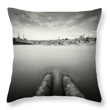 Istanbul Throw Pillows