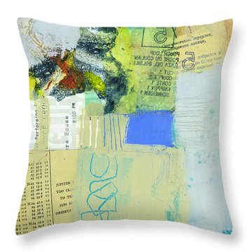13 Month Throw Pillow