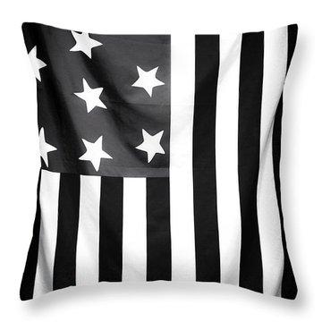 13 Rebels Throw Pillow by John Rizzuto