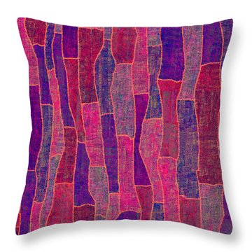 1344 Abstract Thought Throw Pillow