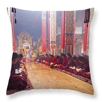 141220p194 Throw Pillow