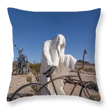 Rhyolite Throw Pillow