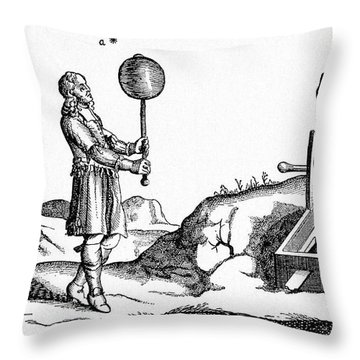1600s Throw Pillows