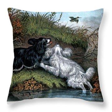 Woodcock Throw Pillows