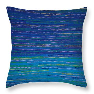 Identity Throw Pillow