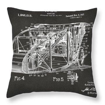 Hammond Throw Pillows