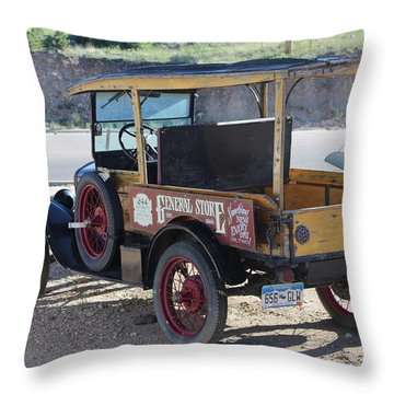 1923 Ford Throw Pillow