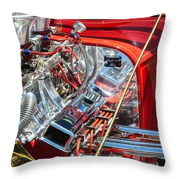 1923 Ford T-bucket Throw Pillow