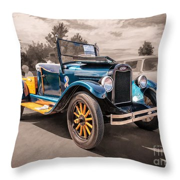 1925 Chevrolet Pickup Throw Pillow