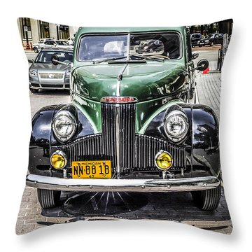 1930s Studebaker Pickup  Throw Pillow