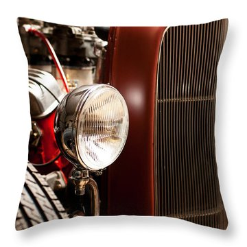 1932 Ford Hotrod Throw Pillow
