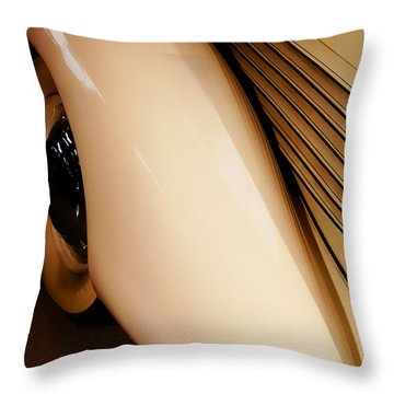 1937 Cord Winchester Throw Pillow