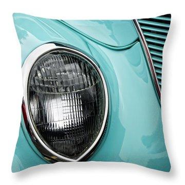 1937 Ford Sedan Slantback Square Throw Pillow