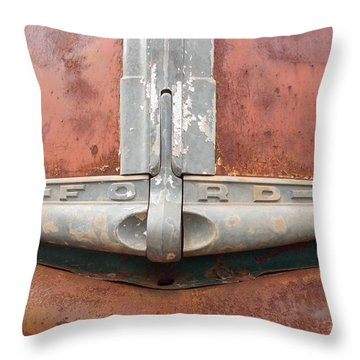 1945 Ford Pick Up Throw Pillow