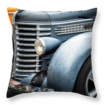 1946 Diamond T Throw Pillow