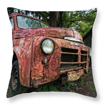 1948 Dodge Pickup Throw Pillow