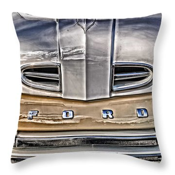 1948 Ford Pickup Throw Pillow
