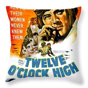Roger Dean Throw Pillows