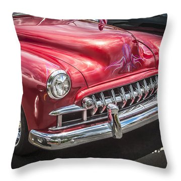 1949 Chevrolet Throw Pillow