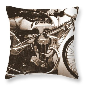 1950 Rotrax-jap Throw Pillow
