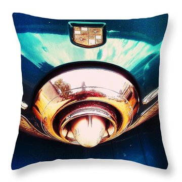 1950 Starlight Throw Pillow by Olivier Calas