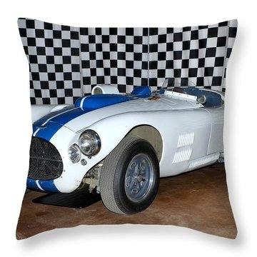 1952 Cunningham C4r Throw Pillow