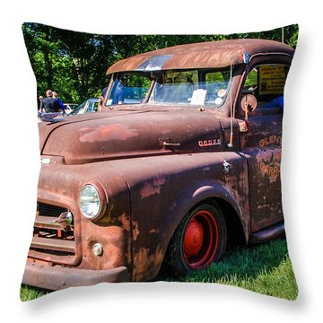 1952 Dodge Pickup Throw Pillow