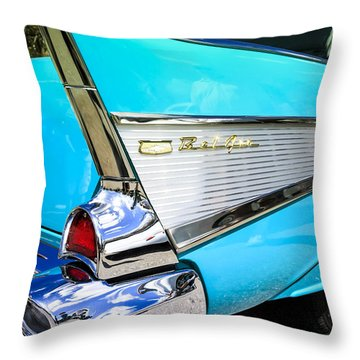 1953 Bel Air Throw Pillow