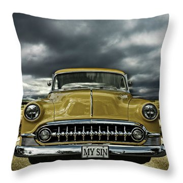 1953 Chevy Throw Pillow