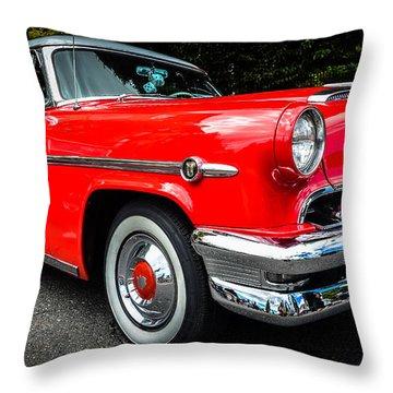 1954 Mercury Monterey Throw Pillow