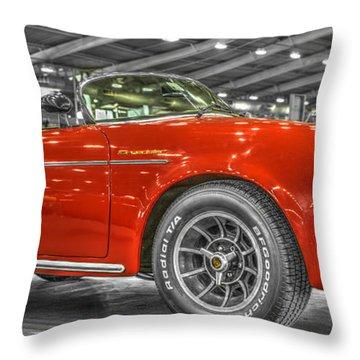 1954 Porsche 356 Speedster  Throw Pillow