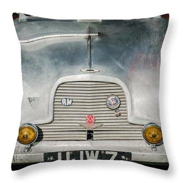 1957 Aston Martin Db2-4 Mark IIi -0617c Throw Pillow