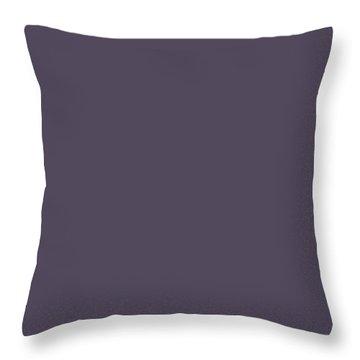 Abbaye De Senanque Throw Pillow by Brian Jannsen