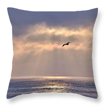 Throw Pillow featuring the photograph Abundance by Nick David
