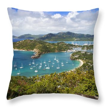 Antigua Throw Pillow