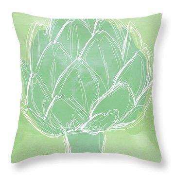 Artichoke Throw Pillows