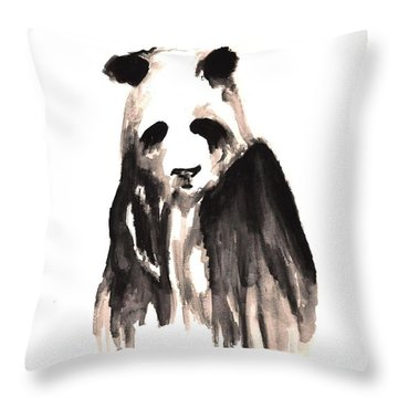 Mike Grubb Throw Pillows