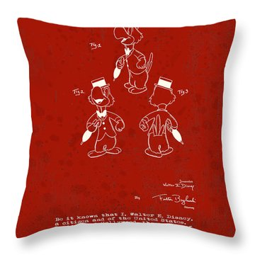 Disney Jose Carioca Throw Pillow