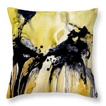 Don Quixote Takes A Wife Throw Pillow