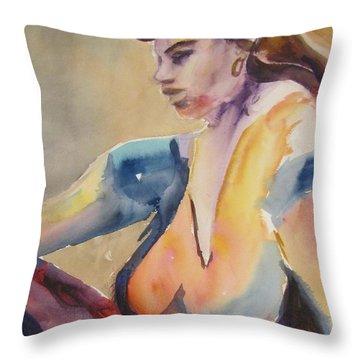 Freida Throw Pillow